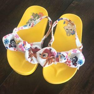 Toddler Disney sandals